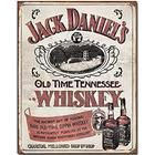 Jack Daniels Sippin' Whiskey Tin Sign