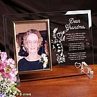 Memory Keepsake Glass Frame