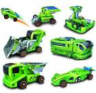 7 in 1 Rechargeable Solar Power Car Model Kit