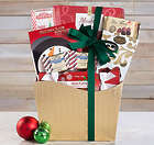 Sweet Holiday Sampler Gift Basket