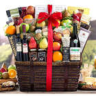 Ultimate Fruit and Gourmet Collection Gift Basket