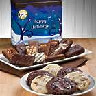 Happy Holidays Cookie and Fairytale Sprites Combo Gift Box