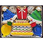 Party Time Sugar Cookie Gift Tin