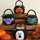Personalized Halloween LED Treat Bag