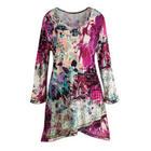 Purple Passion Tunic Top