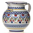 Spanish Majolica Vino Pitcher