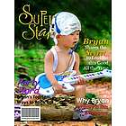 SuperStar Personalized Magazine Cover Print