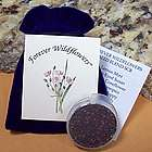 25 Memorial Wildflower Seed Pouches