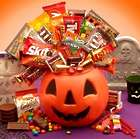 Monster Mash Halloween Gift Basket of Treats