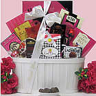 Sweet & Trendy Gourmet Thank You Gift Basket