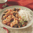 Sweet and Sour Chicken or Beef and Broccoli Meal