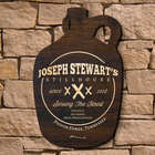 Personalized Blue Ridge Stillhouse Bar Sign