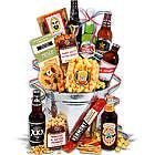 Valentine's Day Beer Snack Bucket