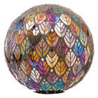 "10"" Mosaic Mystery Gazing Ball"
