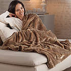 Cocoa Nap Luxe Blanket