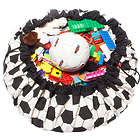 Play and Go Soccer Themed Storage Mat