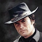 Clint Eastwood Limited Edition Fine Art Print