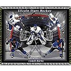 Ultimate Ice Hockey Team Tapestry Throw