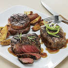 12 Sirloin Trio Steaks in 3 Flavors