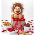 Wild for You Valentine's Sweets Gift Tower