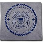 St. Michael Coast Guard Sweatshirt Blanket