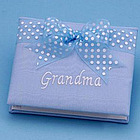 Grandma Brag Book in Blue