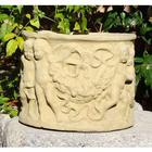 Cast Stone Angel Cherub Planter