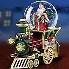 Santa Claus is Comin' to Town Train Car
