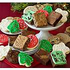Holiday Cookies and Brownies Gift Box