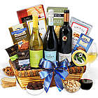 Vineyard Tour Trio Wine Gift Basket