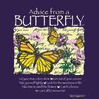 Advice from a Butterfly Ladies T-Shirt