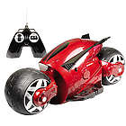 Kid's World of Wheels Cyber Cycle Remote Control Motorcycle