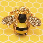 Bee-autiful Vintage Style Bee Ring