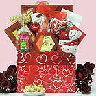 Hugs & Kisses Anniversary Gift Basket