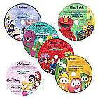 Kid's Personalized Just Me Music CD