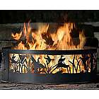 Flying Ducks Fire Ring