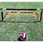 Lightweight Soccer Flip Goal