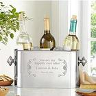Personalized You Are My Happily Ever After Wine Chiller