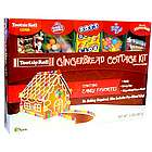 Tootsie Roll Gingerbread Cottage Kit