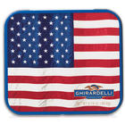 Flag Postcard Tin with Square Chocolates