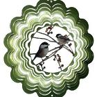 Chickadee EyCatcher Wind Spinner