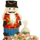 Nut Cracker Tower Candy Gift Box