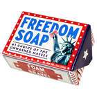 Foam of the Brave Freedom Soap