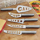 Food Name Knife Set