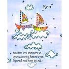 Sail Away in Dreamland Fine Art Print