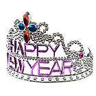 Plastic Happy New Year Tiara