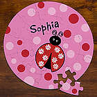 Personalized 26-Piece Girl's Puzzle