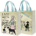 I Just Want to be a Stay at Home Dog Mom Tote