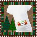 Cookies in the Oven Twins Maternity T-Shirt