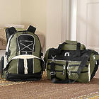 Backpack & Duffle Travel Set